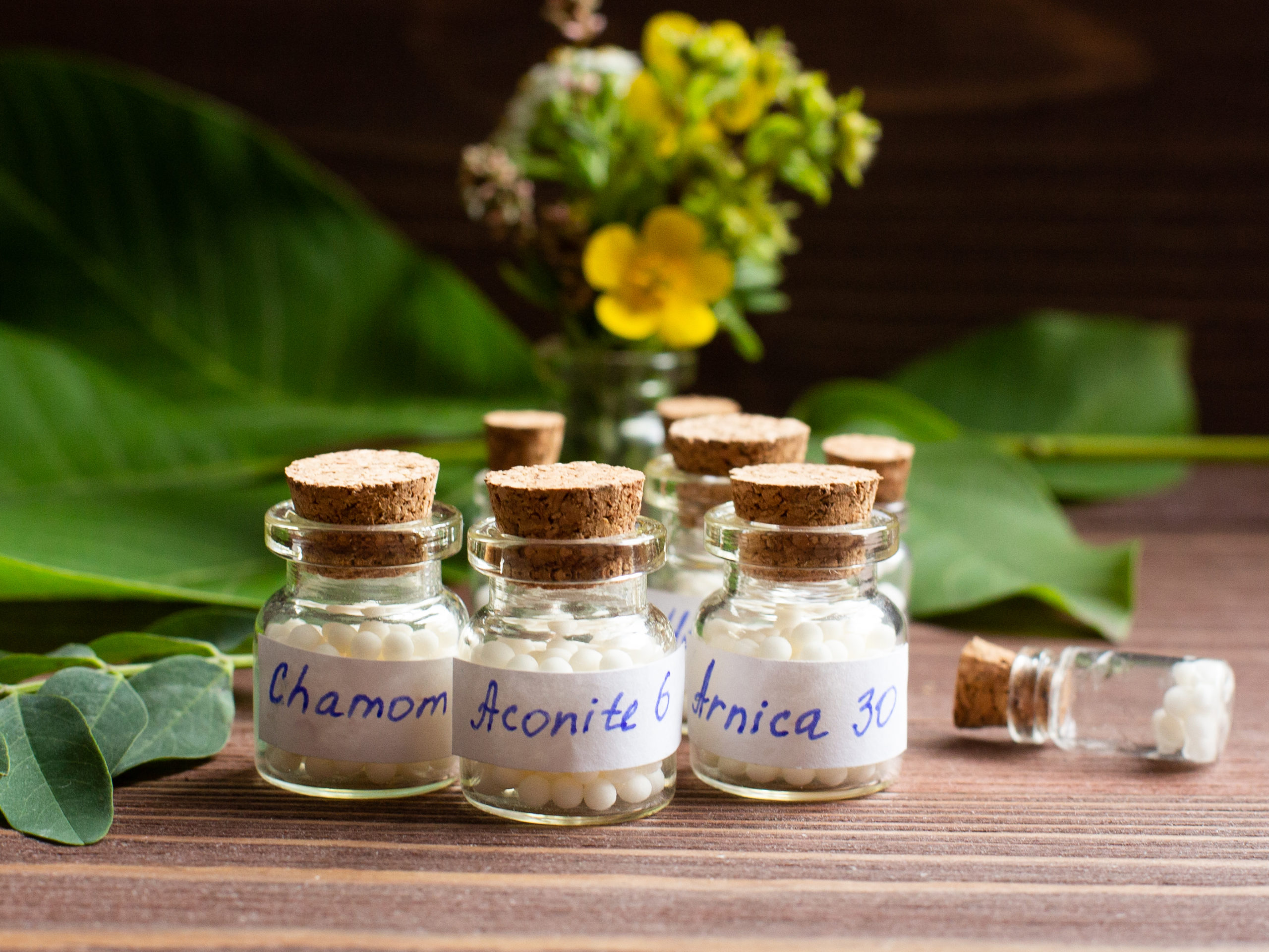 bottles-homeopathic-globules