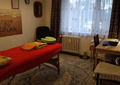 Terapie Brno Lesná interiér